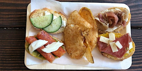 Cider & Sides : Summer Sammies with Truffle Cheese Shop tickets