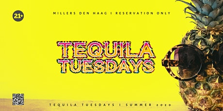 Tequila Tuesdays Augustus Edt.20+  - MillersClub  tickets