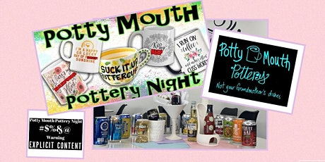 Potty Mouth Pottery tickets