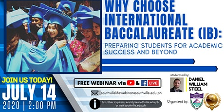 Why choose International Baccalaureate (IB)Diploma Programme Tickets