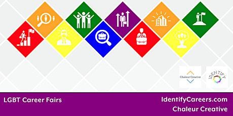 LGBT Career Fair 12/03/2020 - VIrtual - Job Seeker Registration Boston, MA tickets