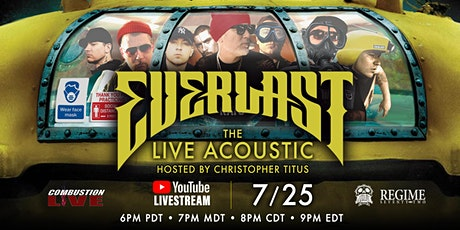 Everlast: The Live Acoustic tickets