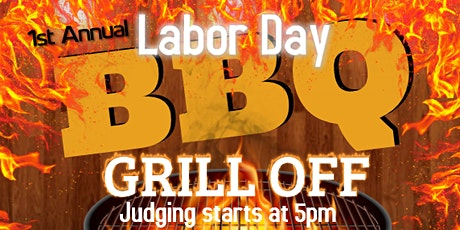 Indy's 1st Annual Labor Day Grill Off tickets