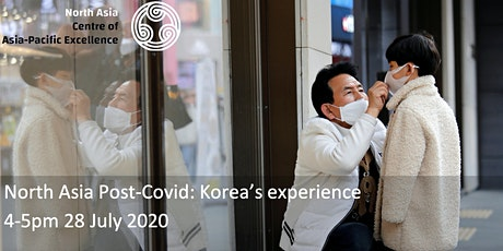 North Asia Post-Covid webinar series: Update from Korea tickets