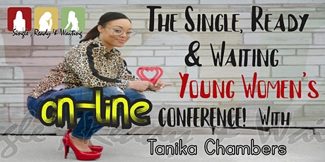 The Single, Ready & Waiting, Young Women's Conference  tickets