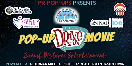 Pop Up Drive-In tickets