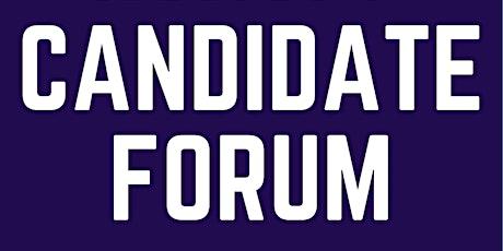 Gwinnett Elections - Runoff Candidate  Forum billets