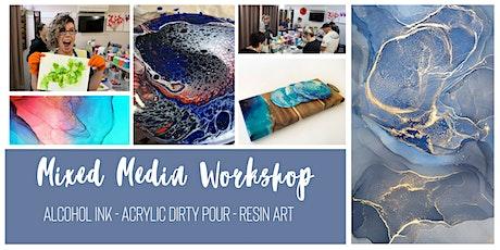 Multi-media Workshop tickets