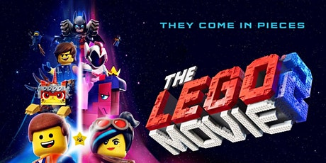 POP UP DRIVE IN | THE LEGO MOVIE 2  (PG) (2019) | Sat, 18 July 2020 | 6pm tickets