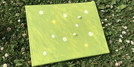 Art in the Park - Intuitive Painting Class for Mental Health tickets
