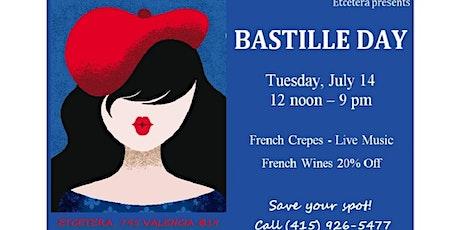 Bastille Day tickets
