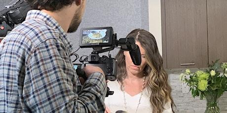 Copy of On Camera Training Course with TammyLynn McNabb tickets