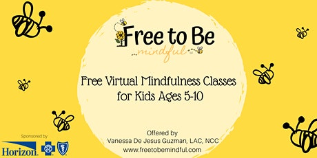 FREE Virtual Mindfulness Classes for Kids tickets