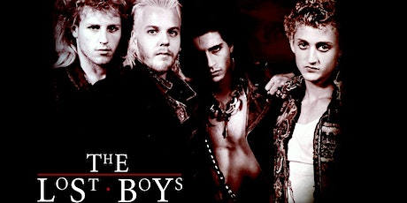 The Lost Boys MAIN LOT at the Misquamicut Drive-In tickets