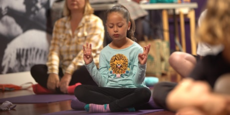 From High-Energy to Calm Meditation (Ages 4-11) tickets