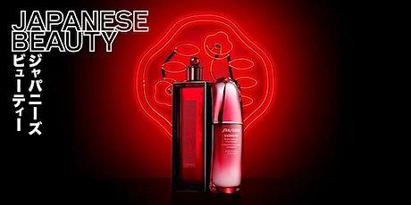 Shiseido Master class - Learn the basics tickets