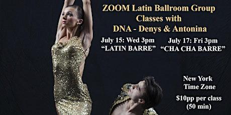 DNA - Denys & Antonina's Ballroom Dance as a Performing Art Classes tickets
