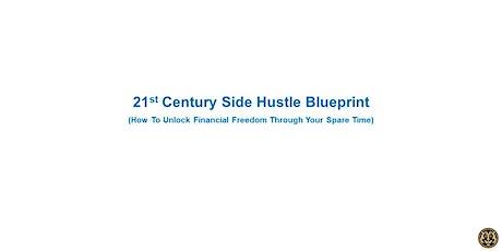 Side Hustle Blueprint Webinar tickets