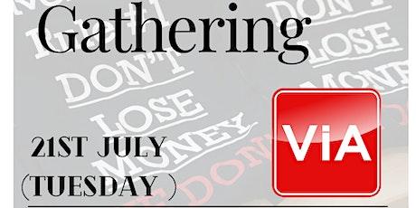 ViA July Gathering 2020 tickets