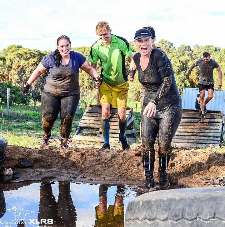 XLR8 OBSTACLE COURSE image