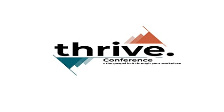 Thrive Conference 2020 tickets