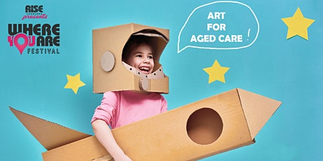 Recycle & Create Art For Aged Care tickets
