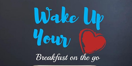 Wake Up Your Heart Virtual Breakfast tickets