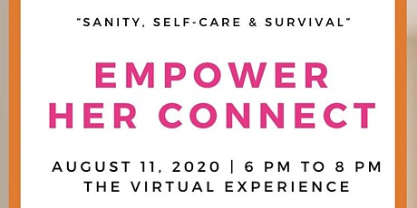 Empower Her Connect - August 2020 tickets