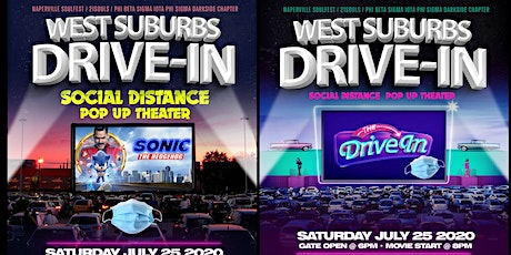 West Suburbs Drive-In Movie Pop Up Naperville tickets