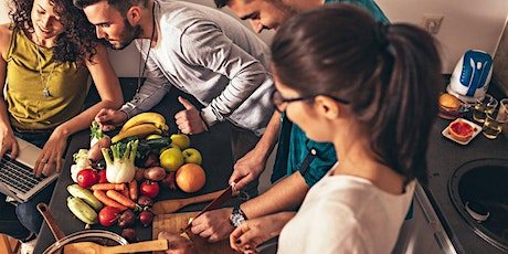 Creating something delicious: Cooking workshop tickets