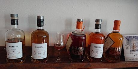 Mackmyra Reserve Whiskytasting billets