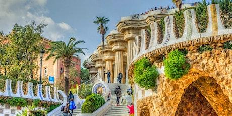 Park Güell. Gaudí y los modernistas tickets