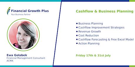 Cashflow & business planning beyond the crisis tickets