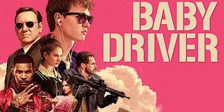 Baby Driver - ingresso € 3 (gratuito per i minori di 12 anni) biglietti