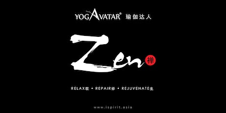 Yogavatar® Zen with iRyne (Virtual) Tickets