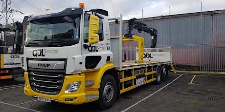 QDL Truck Smart - Driver CPC tickets