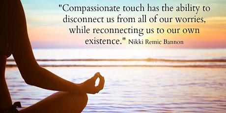 Compassionate Self Touch IFS  (Wednesday 8 am UK time) tickets