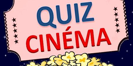 Ciné Quiz #9 billets