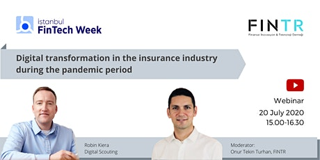 Digital transformation in insurance industry during the pandemic period tickets