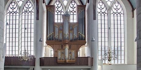 Pauze (orgel) concerten in de Kloosterkerk te Den Haag tickets