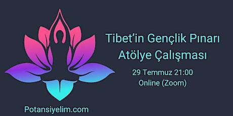 Tibet'in Gençlik Pınarı Atölye Çalışması tickets