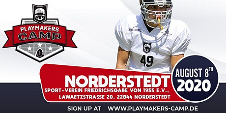 Playmakers Summer Camp Norderstedt 2020 Tickets