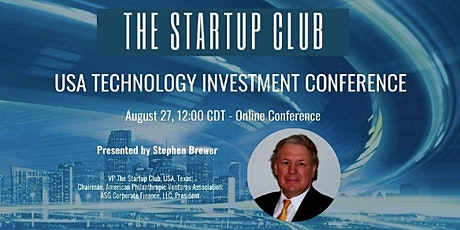 USA Technology Investment Conference tickets