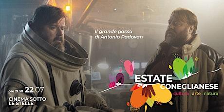 CINEMA SOTTO LE STELLE | Il grande passo di Antonio Padovan biglietti