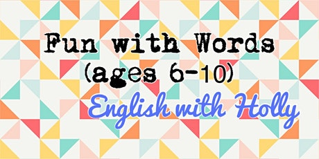 Fun with Words Workshop (6-10) tickets