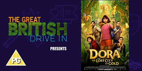 Dora & The Lost City of Gold (Doors Open at 13:45) tickets
