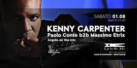 Up to the Jefu - KENNY CARPENTER - Cave di Fantiano biglietti