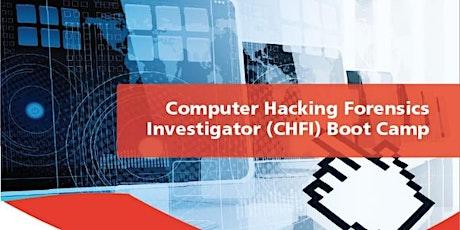 Computer Hacking Forensics Investigator(CHFI) tickets
