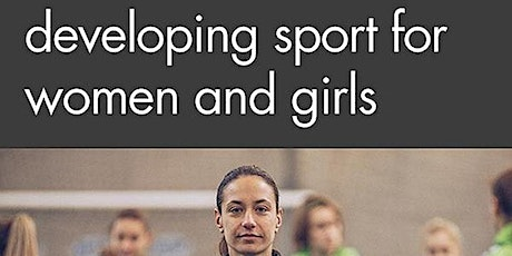 """Book Discussion Group - """"developing sport for women and girls"""" - Ch 6 & 7 tickets"""