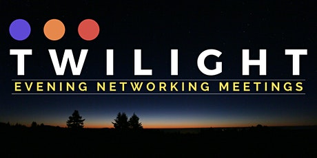 Twilight Networking Zoom Meeting - Thursday 3rd Dec 2020 from 5.45pm tickets